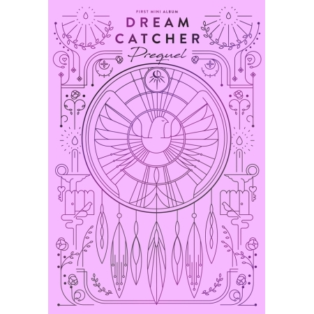 DREAMCATCHER 1ST MINI ALBUM - PREQUEL (before  VER)  Release Date 2017.07.28 dreamcatcher single album nightmare release date 2017 01 13