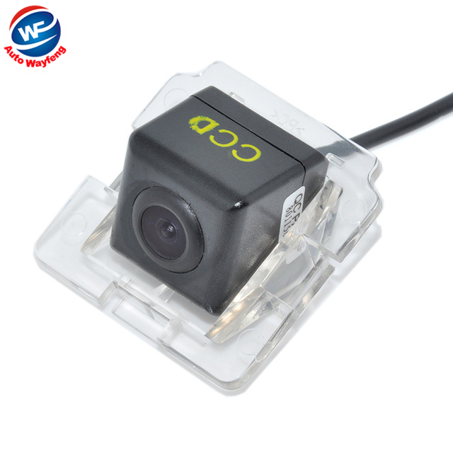 Factory selling HD CCD Special Car Rear View Reverse backup Camera rearview reversing for Mitsubishi Outlander Free shipping