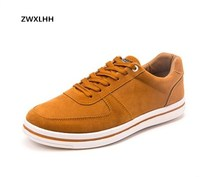 Free Shipping In The Autumn Of 2017 New Men S Suede Canvas Shoes 3 Color Men