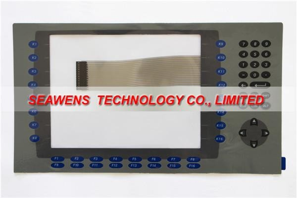 где купить 2711P-K10C4B2 2711P-B10 2711P-K10 series membrane switch for Allen Bradley PanelView plus 1000 all series keypad ,FAST SHIPPING дешево