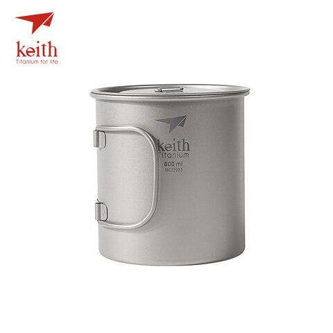 keith canecas de agua titanio ao