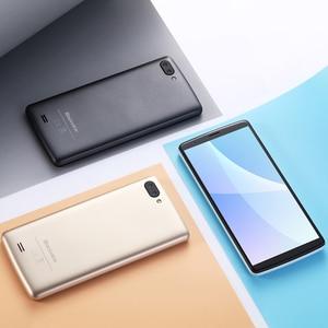 Image 5 - Blackview A20 Smartphone 1GB RAM 8GB ROM MTK6580M Quad Core אנדרואיד ללכת 5.5 אינץ 18:9 מסך 3G מצלמה כפולה טלפון נייד
