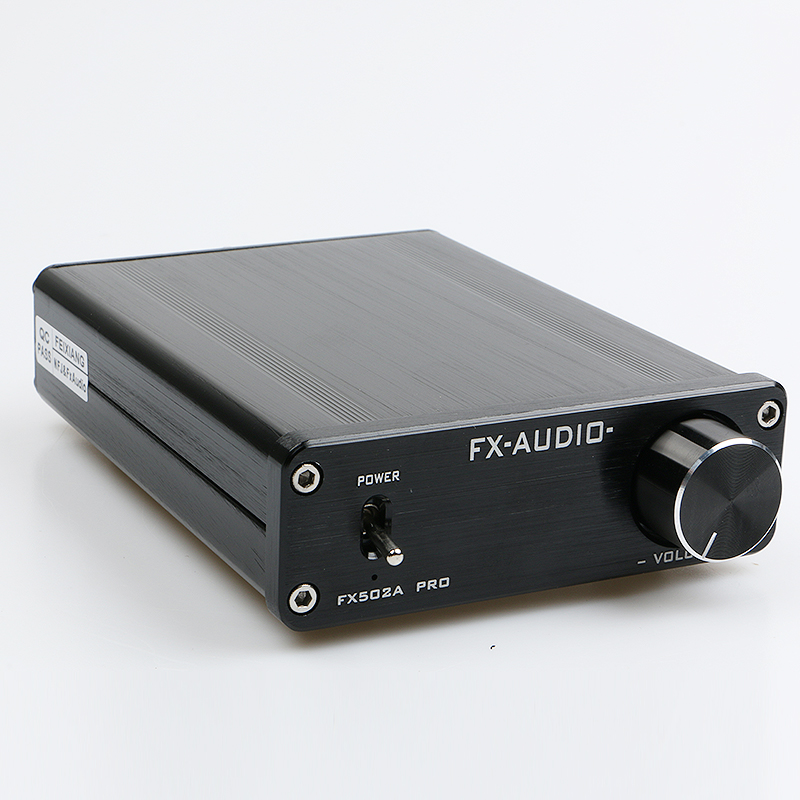 2017 NEW FEIXIANG FX-AUDIO FX502A PRO HIFI 2.0 TA2024 TA2021 MINI AUDIO High Power Digital Amplifier 50W*2