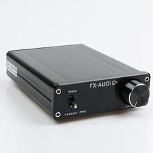 2017 NUEVA FEIXIANG FX-AUDIO FX502A PRO HIFI 2.0 TA2024 TA2021 AUDIO MINI Amplificador Digital de Alta Potencia 50 W * 2
