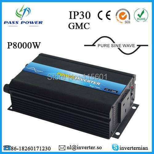 Free Shipping CE SGS RoHS 50Hz 60Hz Single Phrase Off Grid DC 12V 48V AC 110V 230V 240V Pure Sine Wave Inverter 24V 220V