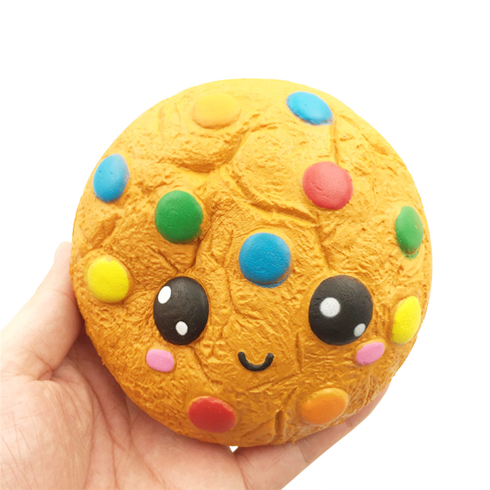 Alert Bakeey Squishiestoys Cookie Sandwich Biscuit Cute Slow Rising Rebound Gift Decor Fun Toys Kids Adult Slimetoy Stress Reliever Mobile Phone Straps Cellphones & Telecommunications