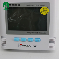 Huato S500 EX Humidity Temperature Data Logger With Printing Real Time Function