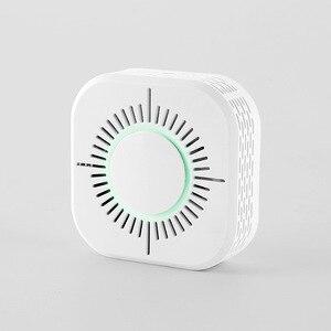 Image 3 - Drahtlose Rauchmelder Kompatibel mit Sonoff RF Brücke für Smart Home Alarm Sicherheit 433 MHz Empfindliche Super lange standby leben