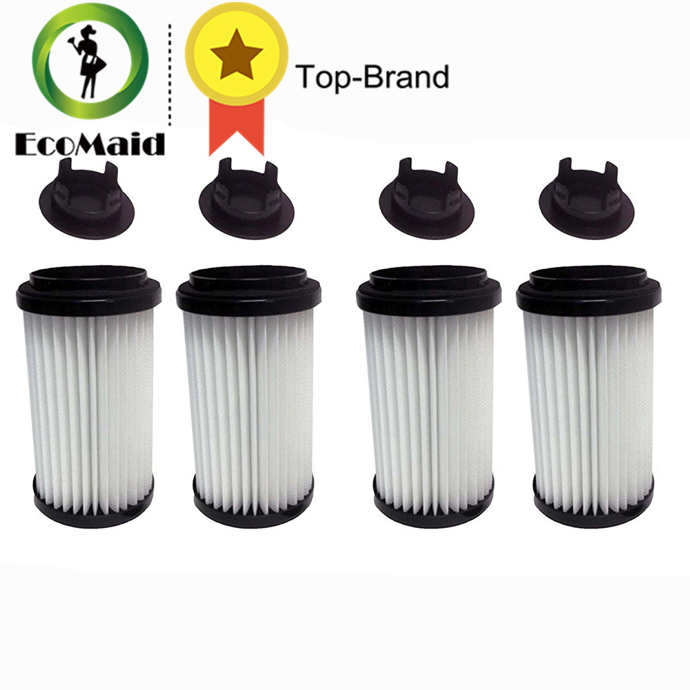 for Kenmore Vacuum Cleaner Filter DCF-1 DCF-2 Reusable Vacuum Tower Filter Replaces Kenmore DCF1 DCF2 Part 4 Pack keurig 2 0 refillable k carafe reusable coffee filter replacement orange pack new arrival