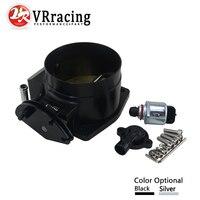 VR RACING 92mm throttle body + TPS IAC Throttle Position Sensor for LSX LS LS1 LS2 LS6 VR6937+5961