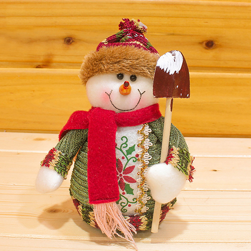 santa claus snow man moose doll christmas decorations xmas tree gadgets ornaments doll 75oj in party diy decorations from home garden on aliexpresscom - Christmas Moose Decorations