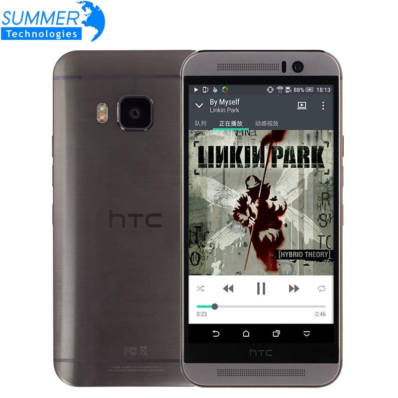 Original Unlocked HTC One M9 4G LTE Octa Core Marshmallow Snapdragon 810 3G RAM 32GB ROM 5.0′ Inch 20MP Cameras Refurbished