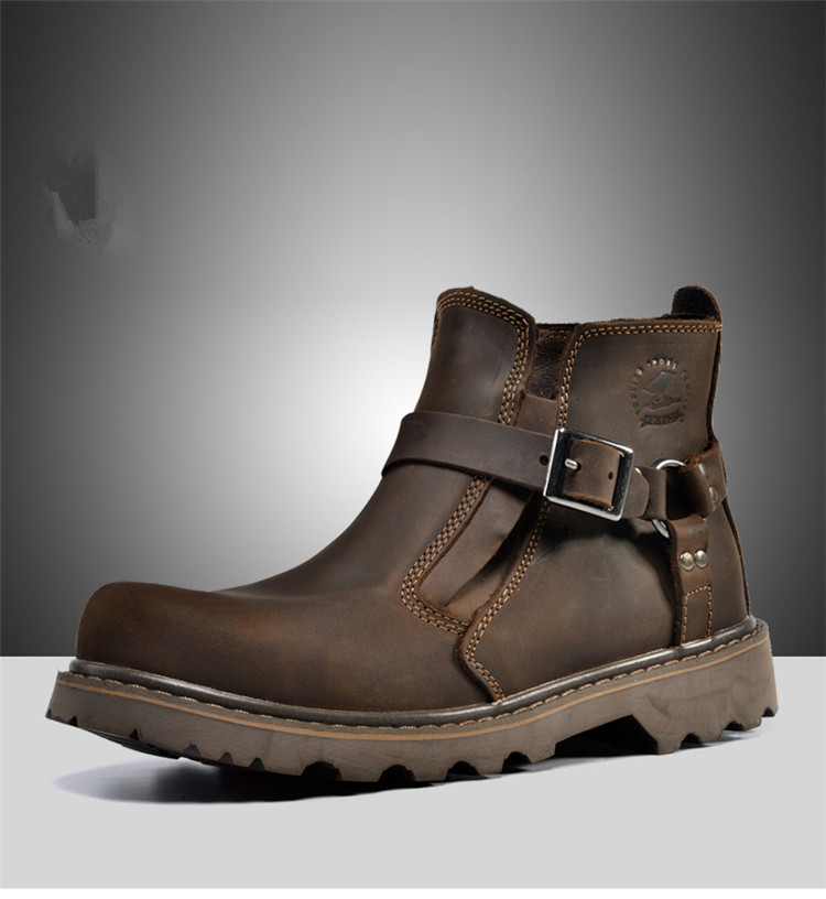 boots male military
