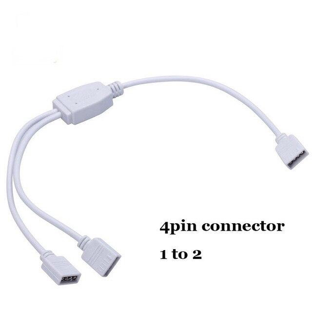 10 stücke 4 pin RGB LED STREIFEN Splitter Kabel Anschluss Löten ...