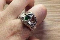 925 sterling silver men women ring wedding ring fashion men's jewelry 925 silver ring men's Large fine jewelry Vintage men ring