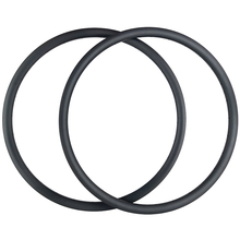 "29er AM ENDURO mountain bike 35mm asymmetric clincher tubeless carbon rims 24H 28H 32H 36H UD 3K 12K 3.5mm OFFSET 29"" MTB wheel"