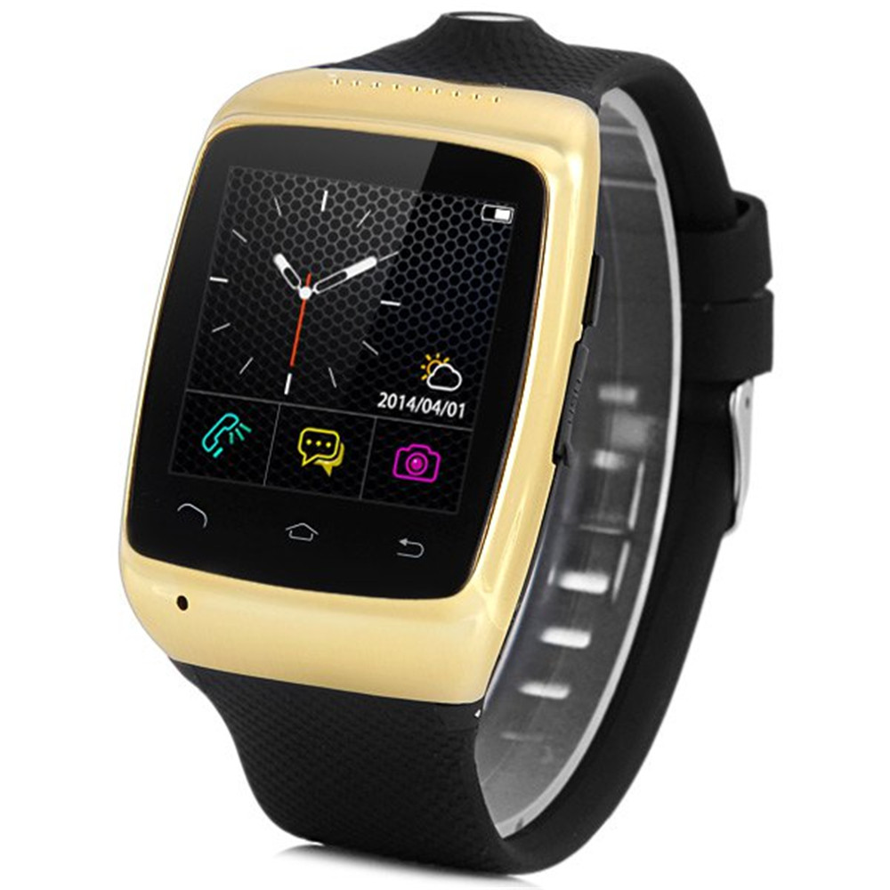 Bluetooth font b Smartwatch b font SMS Dialer Music Remote Notifier Anti lost Water Resistant Smart