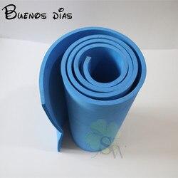 Темно-синий 10 мм толщина Гома Eva лист пены, Детская школа ручной работы Косплей материал размер 50 см * 200 см