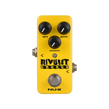 NUX NCH-2 RIVULET Chorus Guitar Effect Pedal Buffered/ True Bypass Supports USB Firmware Upgrade Ultra low noise Pedal new nux mini core rivulet digital chorus pedal chorus guitarra effects pedal with upgraded firmware true bypass free shipping