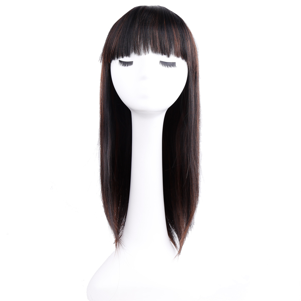 Amir Full Wig Real Thick Synthetic Long Straight Hair Wigs for Women Daily Costume Heat Resistant Fiber