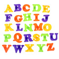 Fashion Fridge Magnet Baby Child Toy A-Z Educational Alphabet 26 Letters Levert Dropship Oct 18