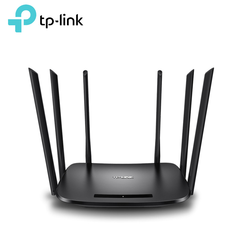 Tp-link  WiFi Router  2.4G/5GHz WiFi Repeater APP Control Wi-Fi Wireless Routers AC1750 d link dir 605l 802 11b g n 300mbps wifi wireless router black