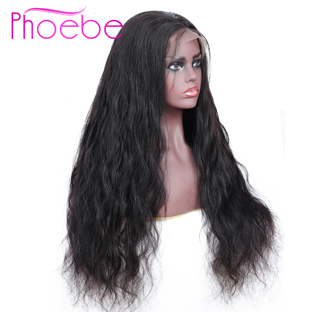 Phoebe 13x4 Lace Front Human Hair Wigs Pre Plucked For Black Women Remy Hair Malaysia Body