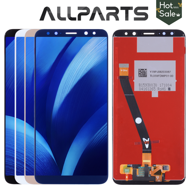5.9 1920x1080 IPS LCD For HUAWEI Mate 10 Lite Display Touch Screen MaiMang 6 / G10 / G10 Plus LCD Digitizer Replacement Parts