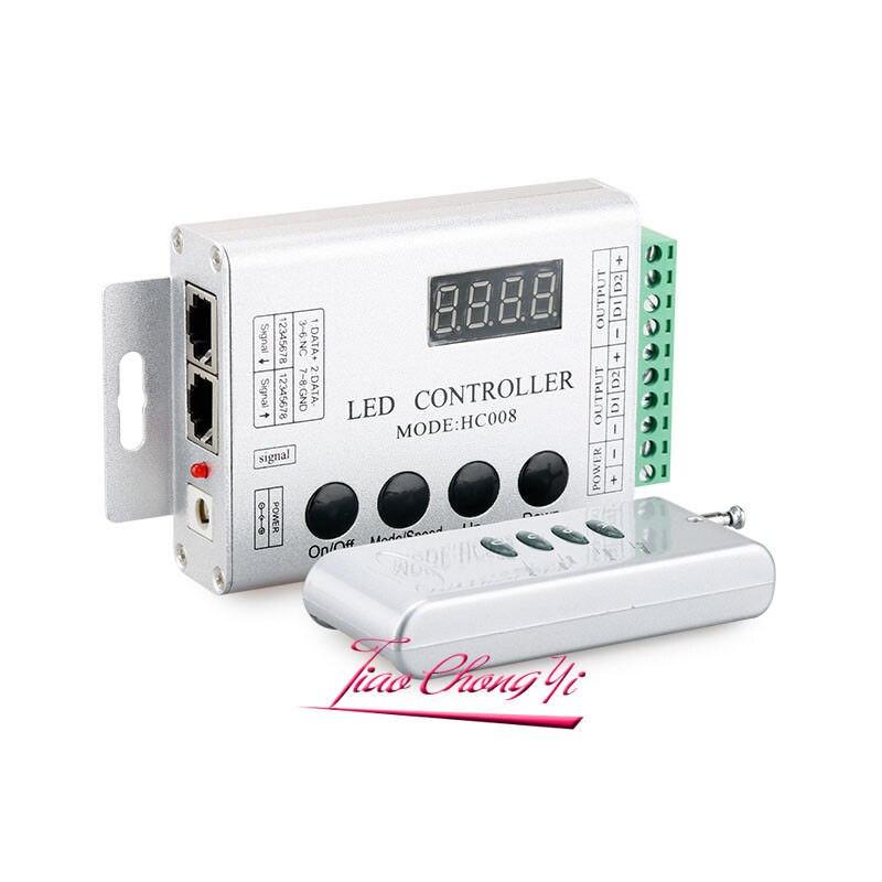 5 M 150 LED 6803 LED Bande avec Contrôleur de Couleur de Rêve avec 12 V 5A alimentation LED - 6