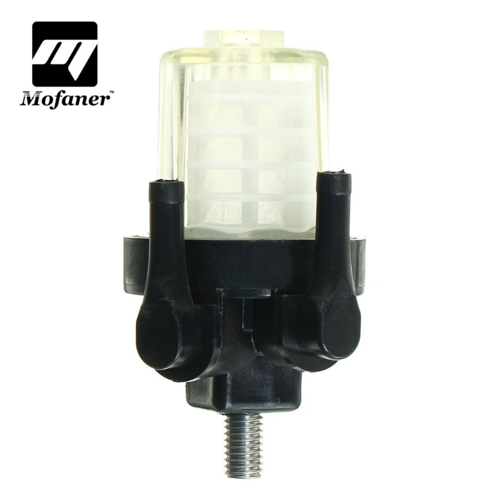 Motorcycle Outboard Fuel Filter Assy For Yamaha Outboard Motor Fit 15HP-30HP 61N-24560-00-00 Size 8.6 x 5.6cm цена и фото