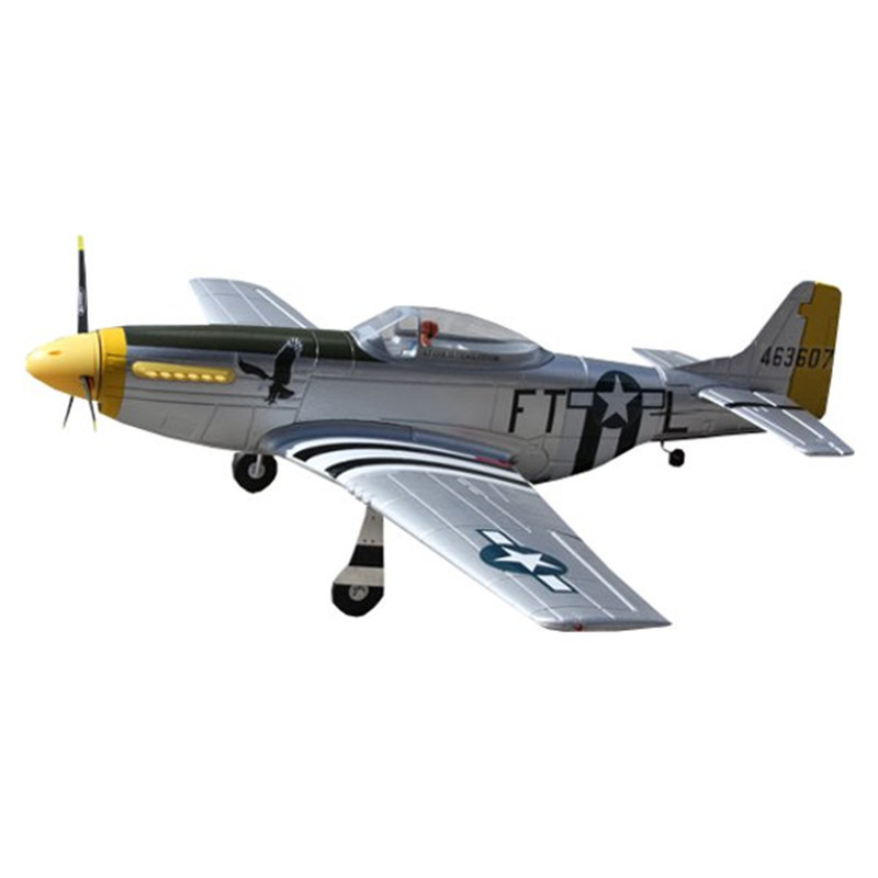 New Arrival Dynam P-51D for Mustang V2 Silver 1200mm Wingspan EPO Warbird RC Airplane PNP Toy Kids Gift Present fms f4u corsair v2 blue 800mm 31 5 wingspan warbird pnp
