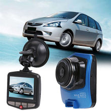 2019 gt300 traço câmera mini carro dvr dashcam fhd 1080 p registrador de vídeo digital monitor de 140 graus hdmi(China)
