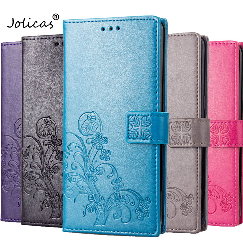Phone Wallet Case For <font><b>Huawei</b></font> P8 P9 P10 P20 Lite Y5II Y3 Y5 <font><b>Y6</b></font> <font><b>2017</b></font> Prime Y9 2018 P Smart Honor 7A 7C Pro 6A 6C 5A 8 Lite Cover image