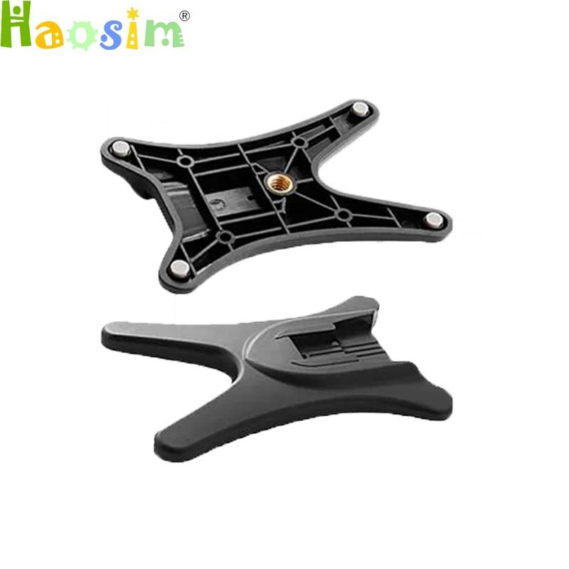 Flash Stand Holder Base Hot Shoe For All Camera DSLR Flash Trigger Transmitter