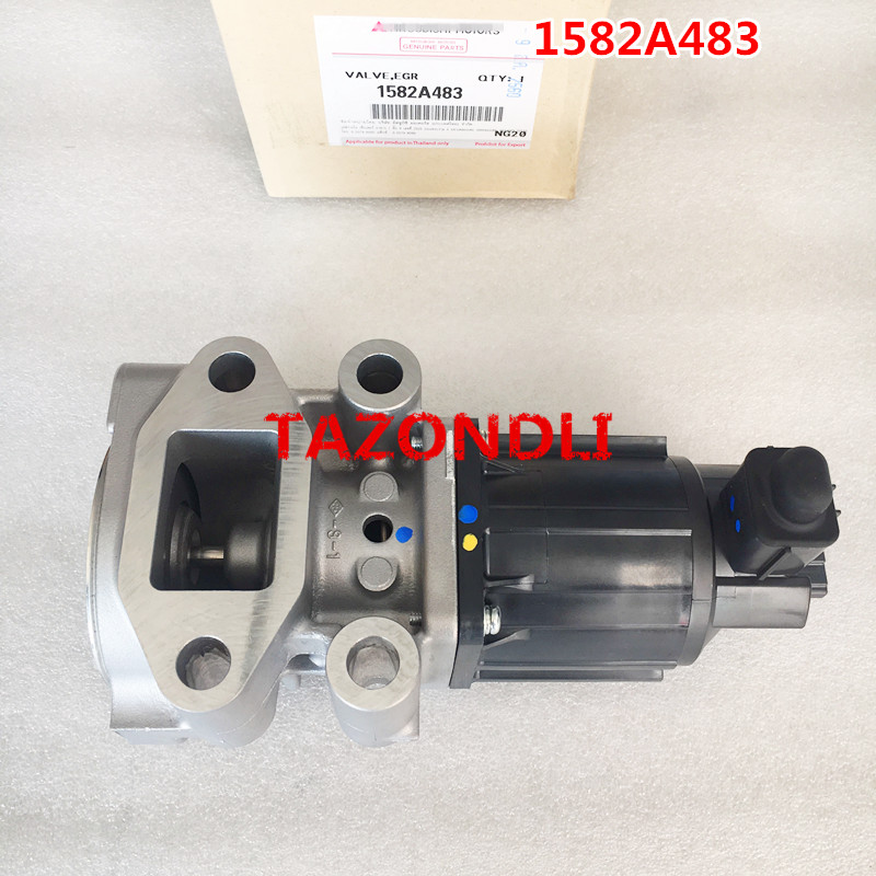 100 Original and new Genuine Exhaust Gas Recirculation EGR Valve 1582A483 For Pickup Triton L200