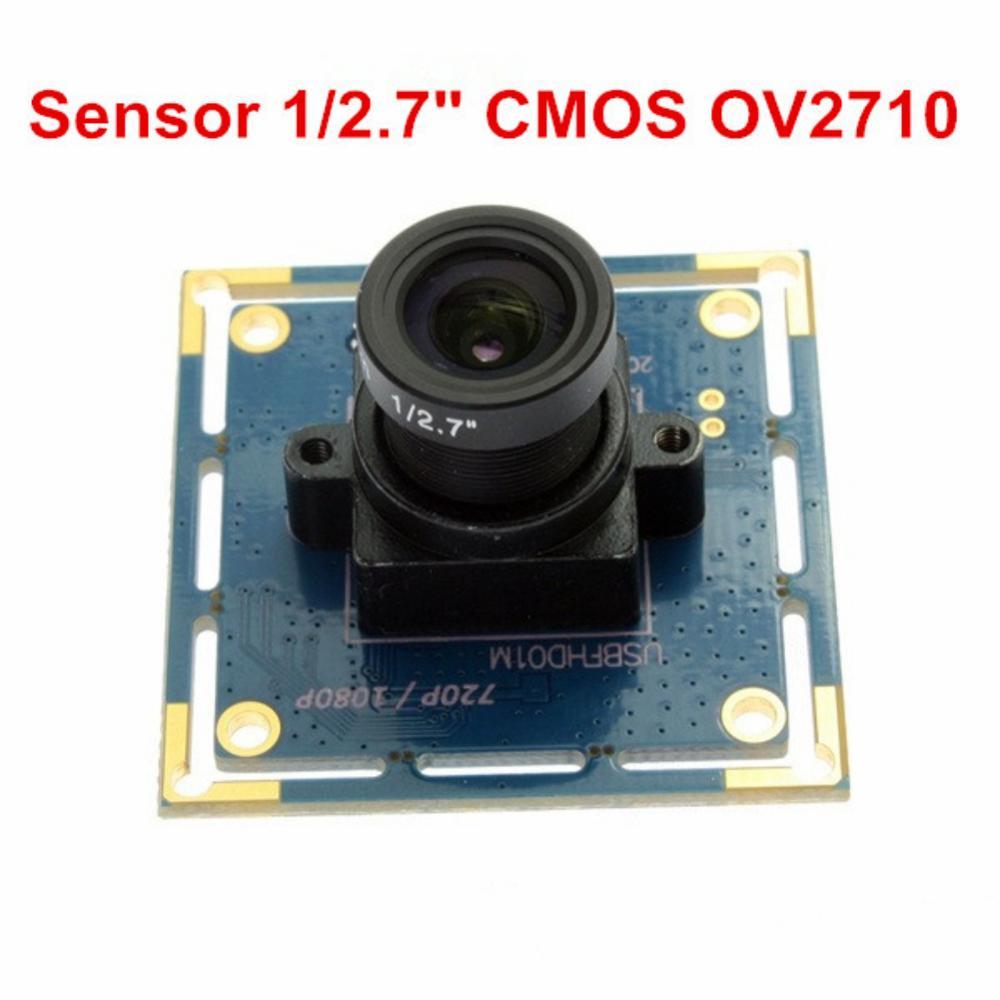 ELP 120fps Webcam Board High Frame Rate 2M Pixels 1080p