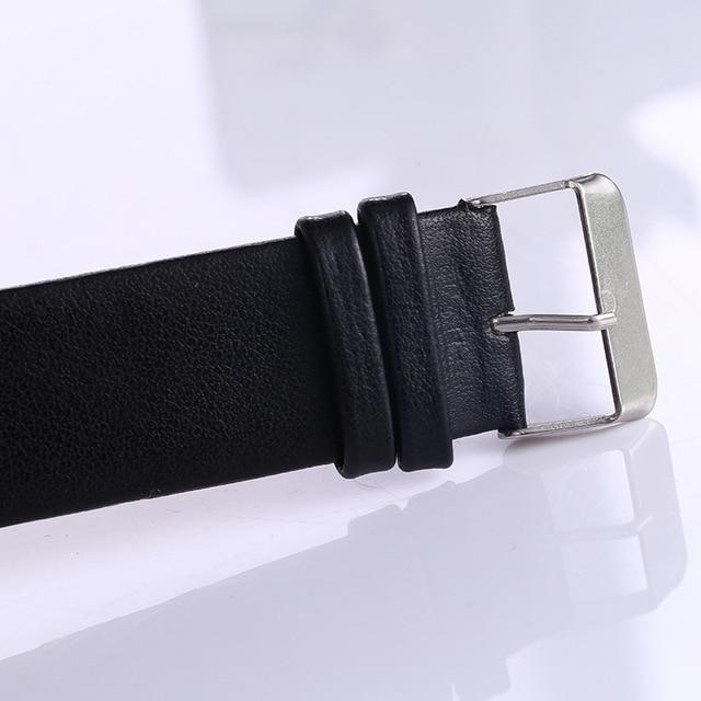 Ladies Elegant Wrist Watches Simple Dial PU Strap Minimalist Quartz Watch for Women Bracelet Dropshipping relogios feminino 2018