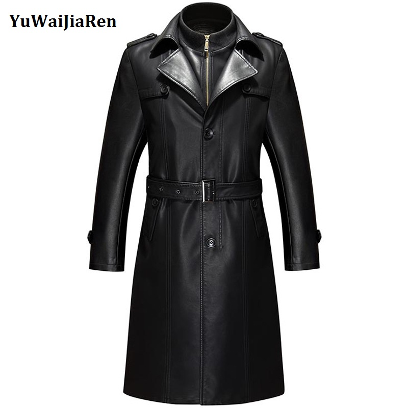 Jackets & Coats United Winter Jacket Men X-long Down Jacket Male Thick Parka Slim Korean Black Coat Mens Clothing Overcoat Casaco Masculino Men Clothes Down Jackets