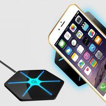 Memteq быстро QI Беспроводной Зарядное устройство для iOS смартфон быстрой зарядки Pad Коврик станции для день рождения подарок для девочек