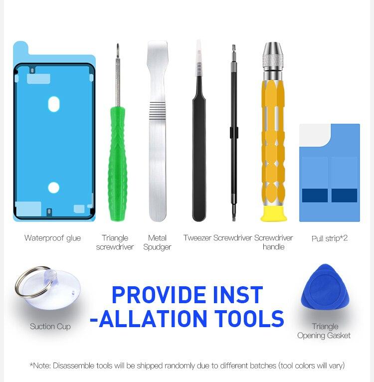 For iPhone 8 Plus Battery 3060mAh (12)