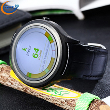 GFT D08 Echte sicherheit Android 4.4 os smartwatch mit Webcam Wifi 3G für Android Smart-phone Support Sim-karte smartwatch telefon