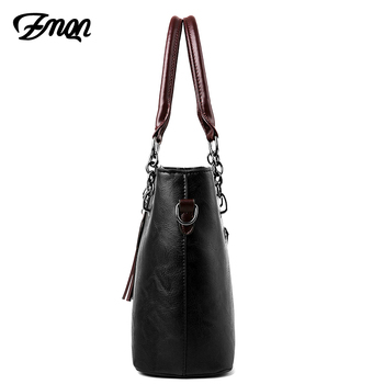 Luxury Handbags Women Bag Designer 2018 Big Ladies Hand Bag - Ladies Leather Handbag 1