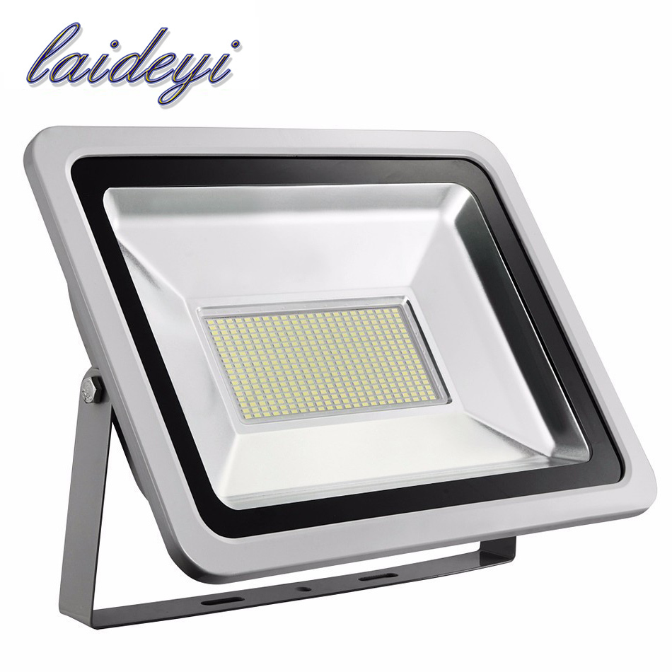 200W LED Flood Lights Outdoor High Power Lyseste 220VAC Vandtæt IP65 Gratis Levering Outdoor Wall Lamp Garden Projector