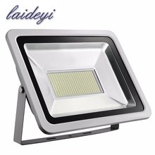 200W LED Flood Lights Outdoor High Power Brightest 220VAC Waterproof IP65 Free Shipping Outdoor Wall Lamp Garden Projector