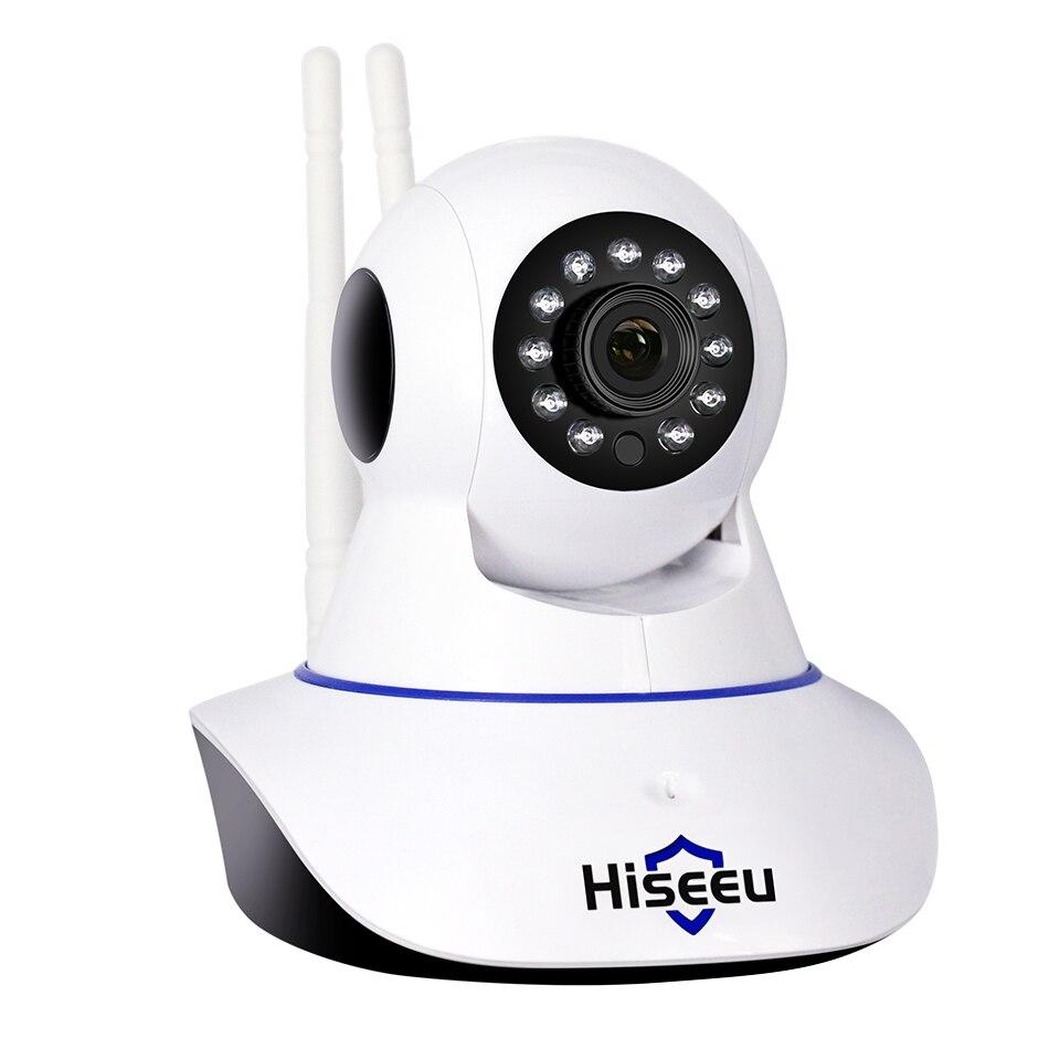 2MP Wifi IP Camera wi-fi support AP mode 1080P IP Network Camera wireless CCTV WIFI P2P IP Camera 1920*1080P FH1C Hiseeu
