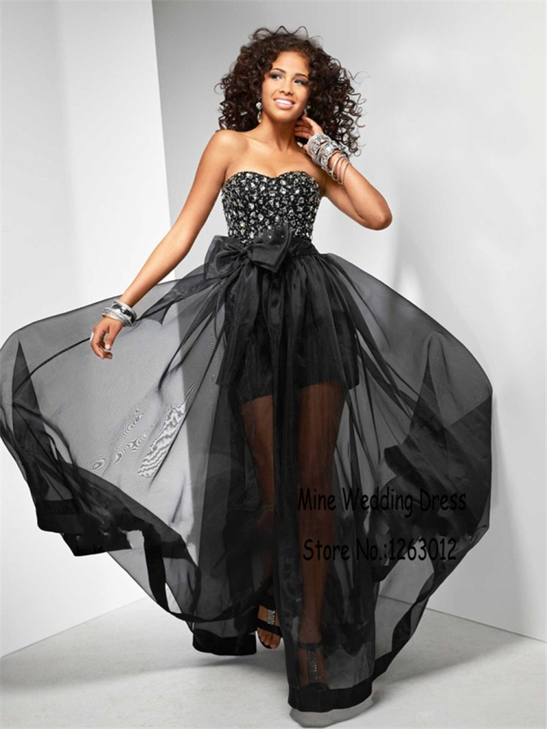 Compare Prices on Black Silver Prom Dress- Online Shopping/Buy Low ...