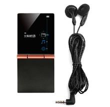 100% Orignal HiFiMAN HM700 / HM-700 8 GB + RE-400B Hi-Fi de bolsillo MP3 reproductor multimedia gratis auriculares aceptable formatos de música APE FLAC