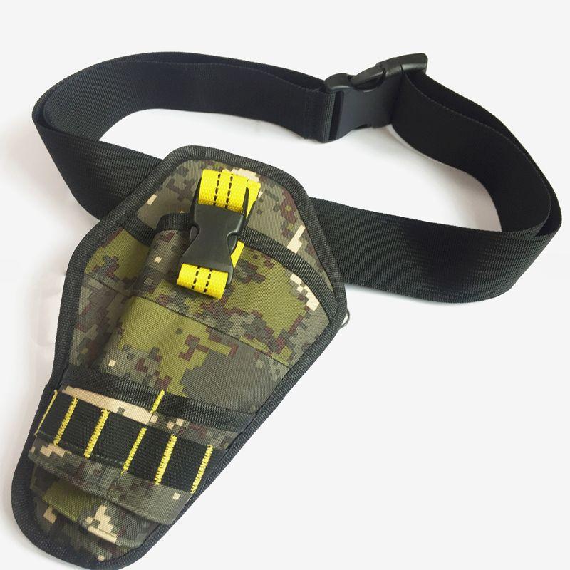 Electrician Waist Pocket Tools Belt Pouch Bag Screwdriver Kit Holder Tool Bags