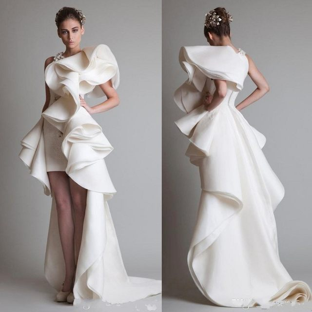 Ivory Party Dresses