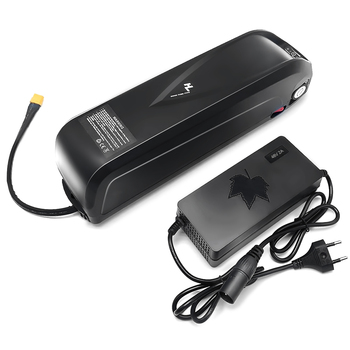 цена на Electric bicycle 36V 48V 52V 10 15 12.5 16 17 20.3AH 18650 Cell rechargeable Lithium Battery USB fr 500W 850W 1000W Ebike